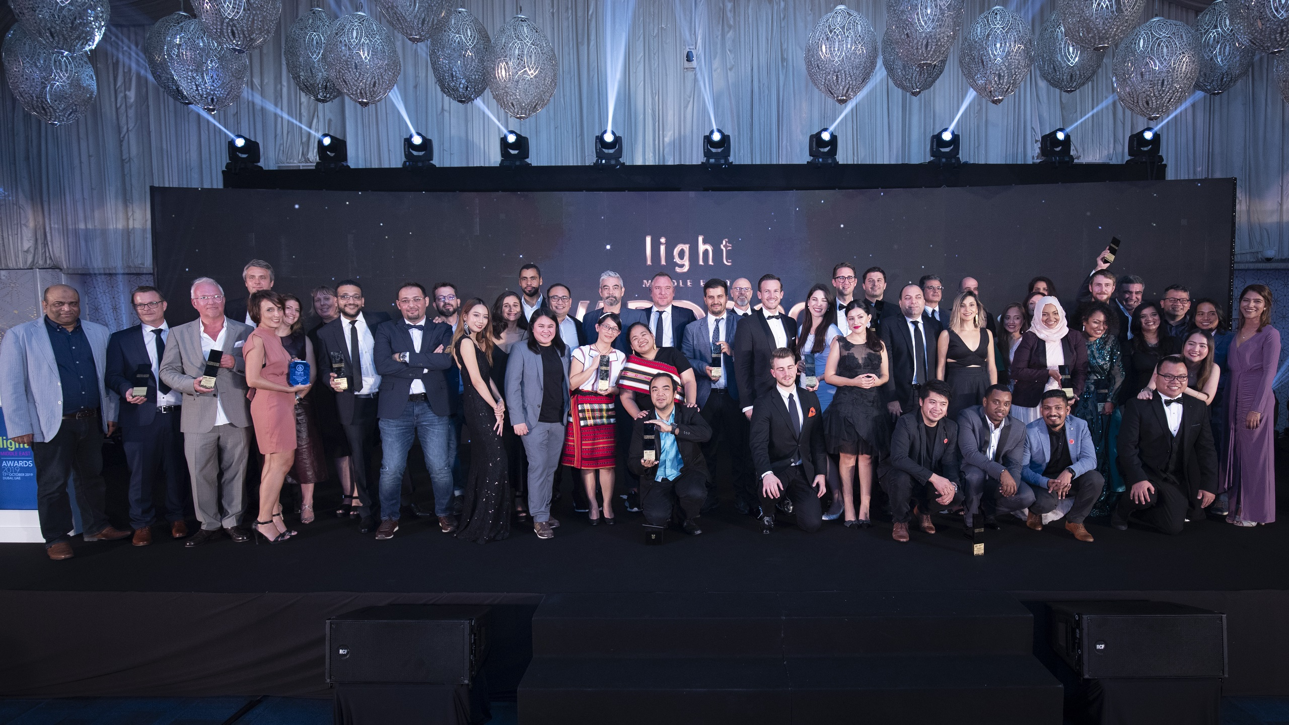 light middle east awards