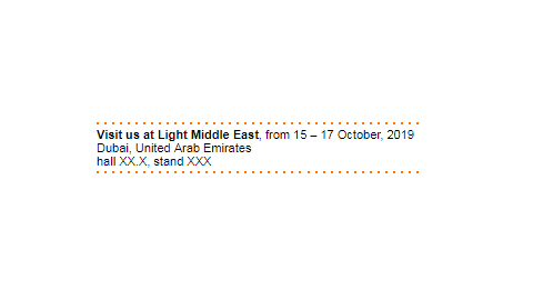 Light Middle East - Email Signature A
