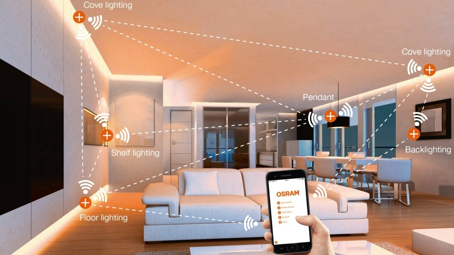 New Bluetooth LED driver for easy, wireless control of dynamic lighting OSRAM