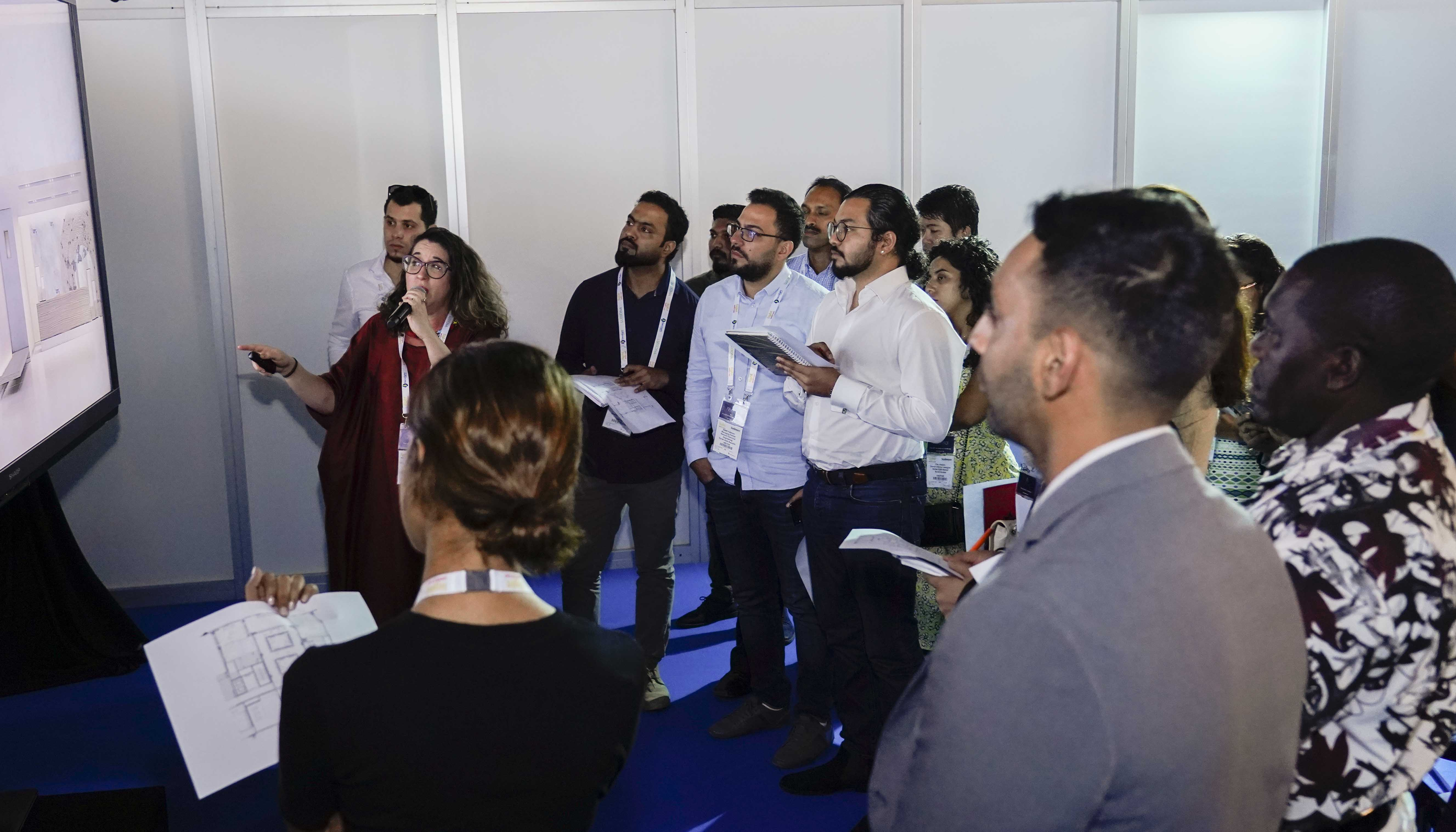 workshops at light middle east