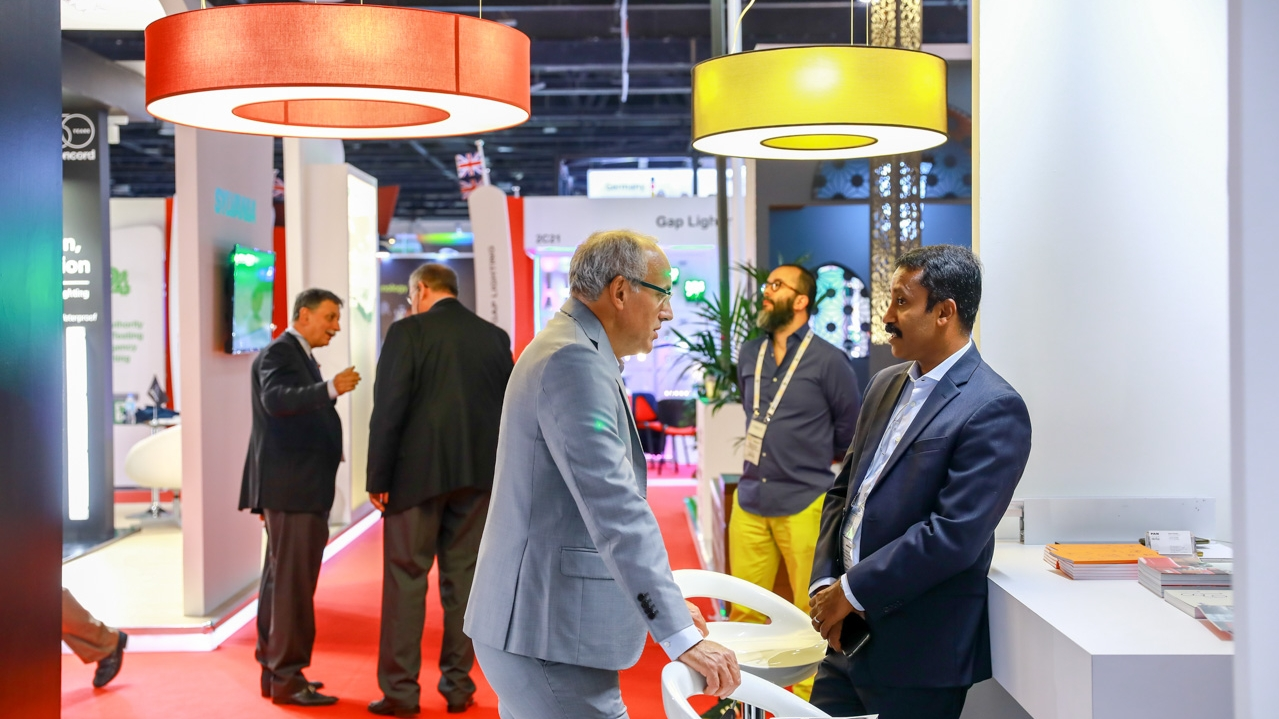 Light Middle East For exhibitors
